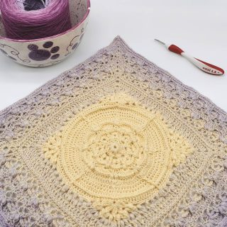 I am very pleased that I am still on track with the 'Anna's Tales' CAL designed and hosted by @k.a.m.e_crochet  Whilst I wait for part 3 I will frog my other project a bit back and use a smaller hook.... Don't like the way it turned out....   🧶 🧶 🧶  #crochetukcouk #crochetuk #crochetukyarn #crochetukyarncake #gradientyarn #yarncakes #windsor #annastales #kamecrochet #kamecrochetdesigns #cal #crochetalong #crochetgirlgang #instacrochet #crochetgeek #crocheteveryday #crochetersofinstagram #lovetocrochet