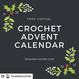 Veronika from @bluestarcrochet is hosting a virtual advent calendar and behind todays door is not just one of her awesome patterns for free there is also a discount code from me 😊  To get your hands on the code all you need to do is head over to Veronika's account at @bluestarcrochet and check out her blog!  Thank you Veronika for letting me  take part of your advent calendar xx . . .  #Repost @bluestarcrochet • • • • • • Gloucester, Gloucestershire  I'm running a virtual crochet advent calendar that is free to open for anyone! Get 12 crochet treats between 1st-24th December, each window is active for 48 hrs only (GMT time). . . I'm giving away my premium crochet patterns that aren't free anywhere else!  . Don't miss out, head to the blog or sign up to my newsletter to get a little reminder into your inbox when it's time to open a new window! . . #crochetadvent #crochetadventcalendar #freecrochetpatterns #crochetukcouk #fibreartistsofinstagram #crochetukyarn #crochetukyarncake #fashioncrochet #stylishcrochet #crochetdesigns #crochetlifestyle #crochetdesignersofinstagram #crochetingthroughlife #makestagram #crochetcreator #crochethandmade #crochetfashion #crochetuk #yarncraft #lovecrafts #yarnpunk #crochetsociety #ravelrydesigner #crochetershavemorefun #crochetinspo #handmadebiz #crochet_pattern #craftastherapy #moderncrochet