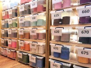 A little sneak peek from behind the scenes ?  ? ? ?  #crochetukcouk #crochetuk #crochetukyarn #crochetukyarncake #gradientyarn #yarncakes #yarn #fortheloveofyarn #familybusiness #shopsmall #smallbusiness #onlineshop #shoplocal #bespoke #bespokeservice #designyourown #behindthescenes #uniquedesigns #sneakpeek